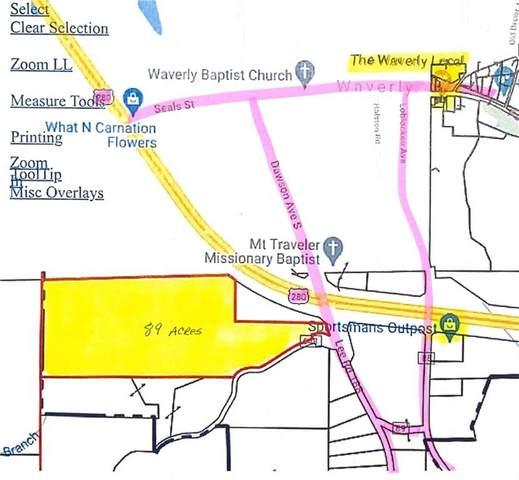 none Lee Road 188, WAVERLY, AL 36879 (MLS #153457) :: Kim Mixon Real Estate