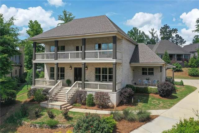 1405 Turn Lake Drive, AUBURN, AL 36830 (MLS #153473) :: Kim Mixon Real Estate