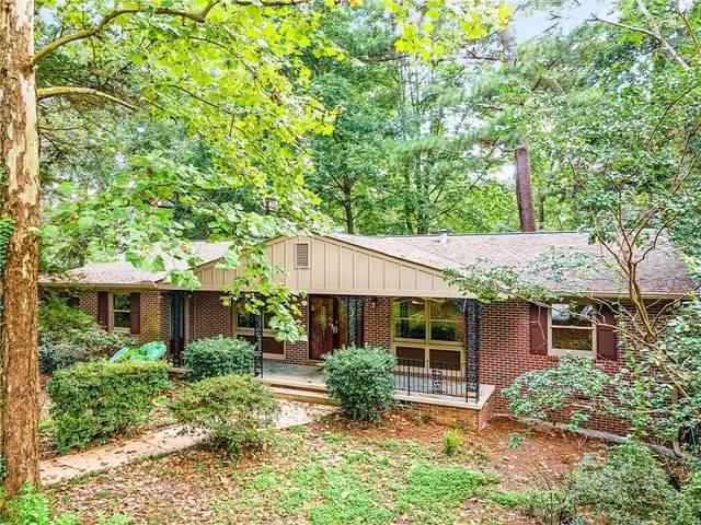 132 S Brookwood Drive, AUBURN, AL 36830 (MLS #153527) :: Three Sixty {real estate}