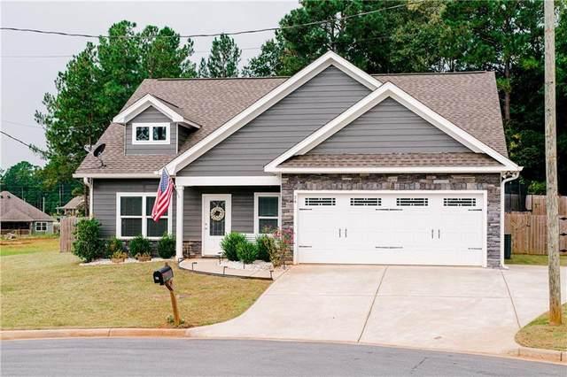 76 Lee Road 2215, CUSSETA, AL 36852 (MLS #153537) :: Crawford/Willis Group