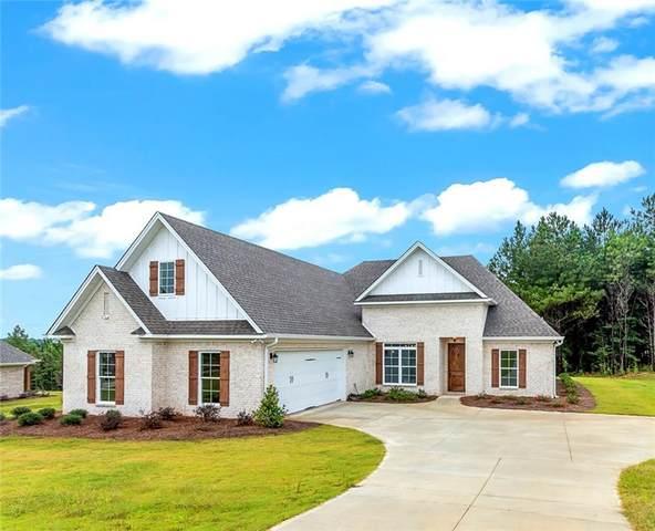 3517 Trevon Court, OPELIKA, AL 36801 (MLS #153567) :: Kim Mixon Real Estate
