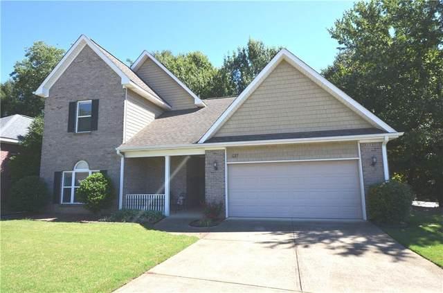 687 Kalypso Circle, AUBURN, AL 36830 (MLS #153591) :: Kim Mixon Real Estate
