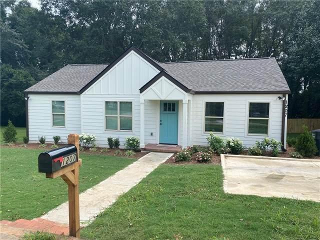 1207 Fitzpatrick Avenue, OPELIKA, AL 36801 (MLS #153625) :: Kim Mixon Real Estate