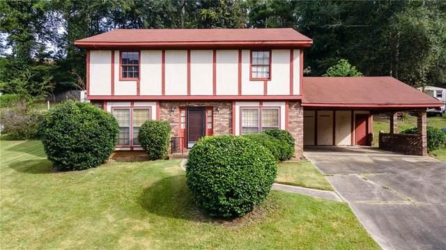 2006 Ashley Drive, PHENIX CITY, AL 36867 (MLS #153738) :: Crawford/Willis Group