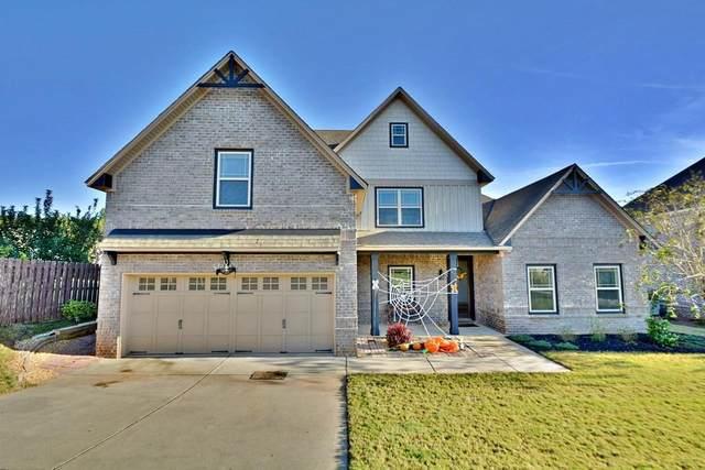 670 Cotswold Way, AUBURN, AL 36832 (MLS #153890) :: Three Sixty {real estate}
