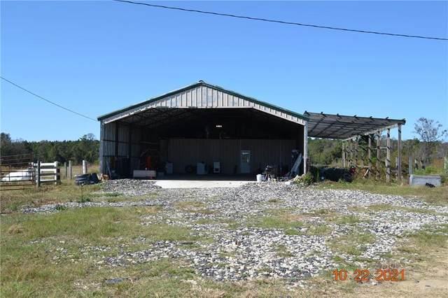 12115 Highway 169, SALEM, AL 36874 (MLS #153929) :: Crawford/Willis Group