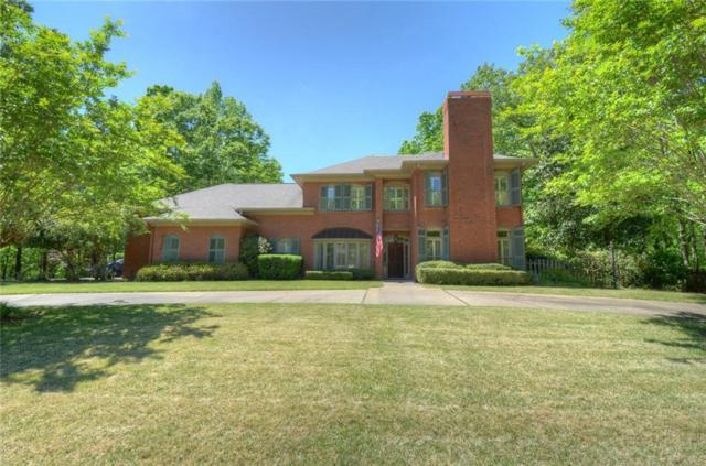 566 Hamilton Hills Court, AUBURN, AL 36830 (MLS #139769) :: Crawford/Willis Group