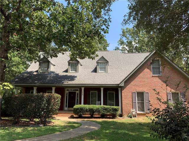 328 Oak Ridge Drive, AUBURN, AL 36832 (MLS #141791) :: The Mitchell Team
