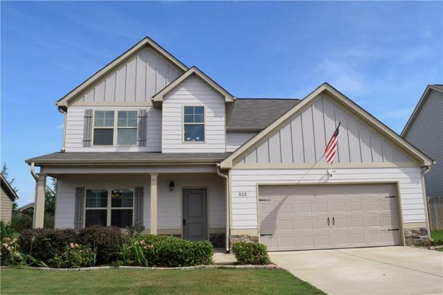 513 Lori Lane, OPELIKA, AL 36804 (MLS #141927) :: Crawford/Willis Group