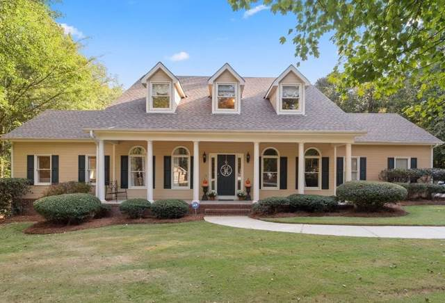 1580 Dunbar Court, AUBURN, AL 36830 (MLS #142713) :: The Brady Blackmon Team