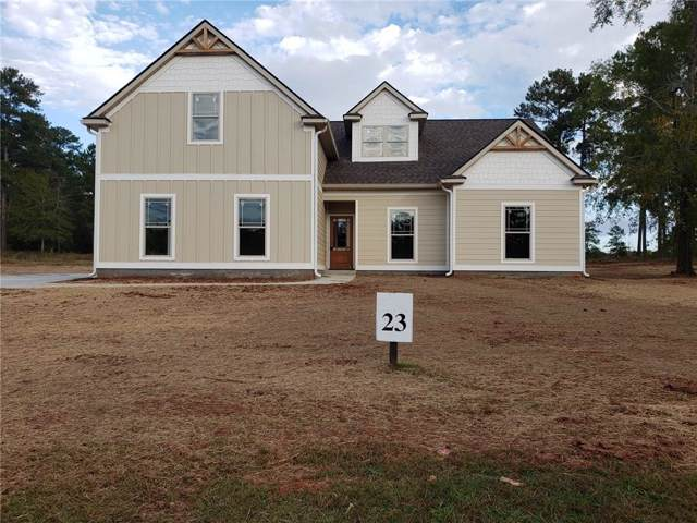 710 Riverside Street, LANETT, AL 36863 (MLS #142876) :: Crawford/Willis Group