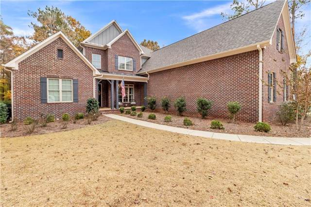 1219 Falls Crest Place, AUBURN, AL 36380 (MLS #143258) :: The Mitchell Team