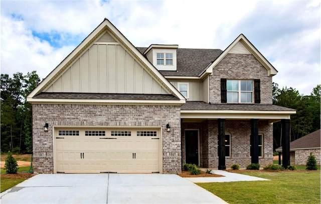 1755 Cannongate Drive, OPELIKA, AL 36801 (MLS #143392) :: Crawford/Willis Group