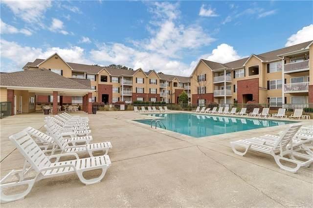 730 W Magnolia Avenue #11302, AUBURN, AL 36830 (MLS #143960) :: The Brady Blackmon Team