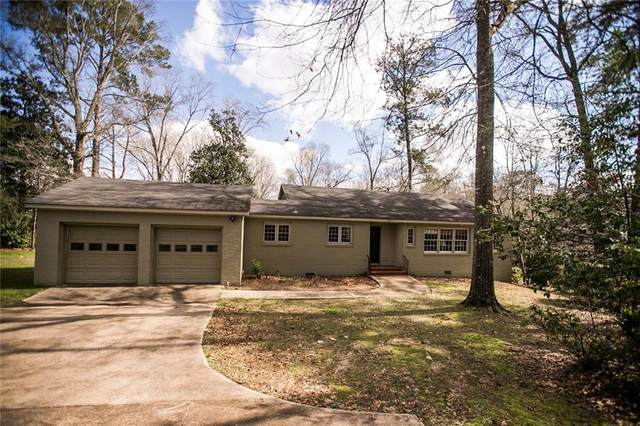 705 S College Street, AUBURN, AL 36830 (MLS #144094) :: Crawford/Willis Group
