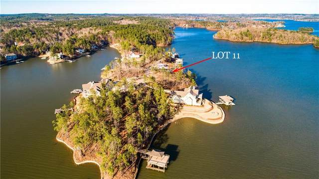 N/A Peninsula Point, DADEVILLE, AL 36853 (MLS #144229) :: The Mitchell Team