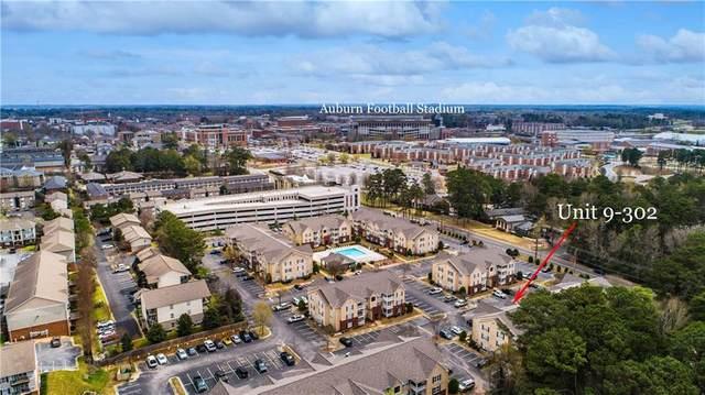 730 W Magnolia Avenue #9302, AUBURN, AL 36830 (MLS #144446) :: The Brady Blackmon Team
