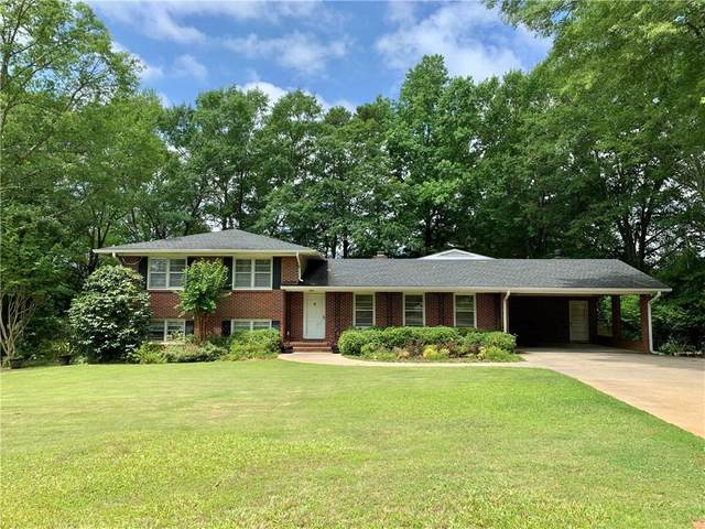 813 Forestdale Court, OPELIKA, AL 36801 (MLS #144723) :: The Mitchell Team