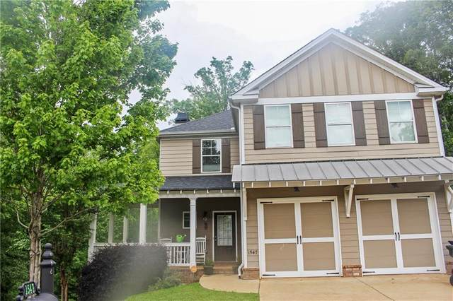 1547 Reynolds Drive, AUBURN, AL 36830 (MLS #145043) :: Crawford/Willis Group