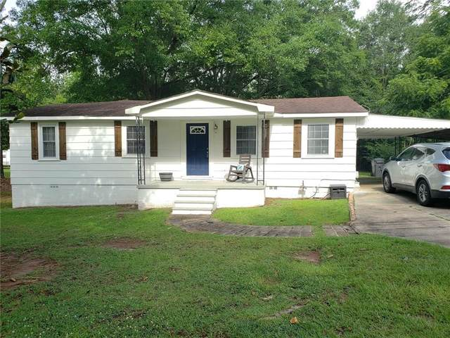 1476 57TH Avenue SW, LANETT, AL 36863 (MLS #145572) :: Crawford/Willis Group