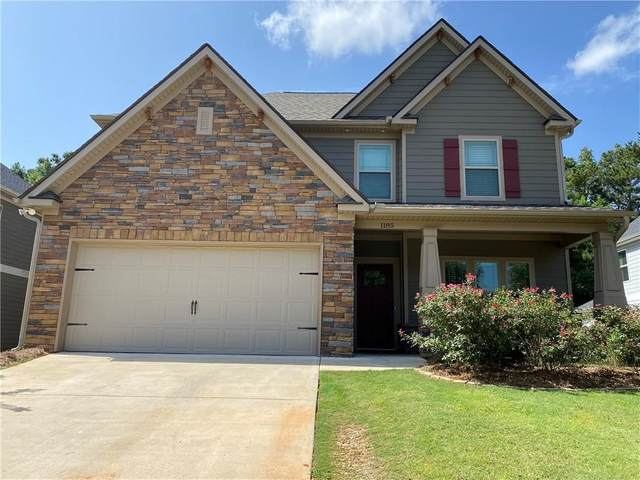 1185 Weatherford Street, AUBURN, AL 36830 (MLS #147584) :: Crawford/Willis Group