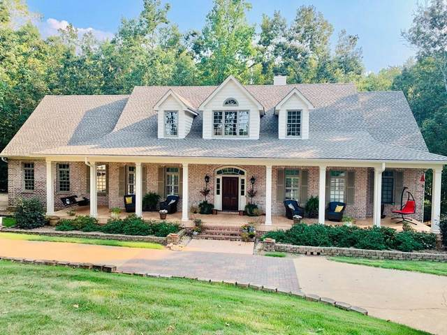 3020 Hamilton Road, AUBURN, AL 36830 (MLS #147664) :: Crawford/Willis Group