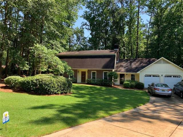 410 Dixie Drive, AUBURN, AL 36802 (MLS #147712) :: Crawford/Willis Group
