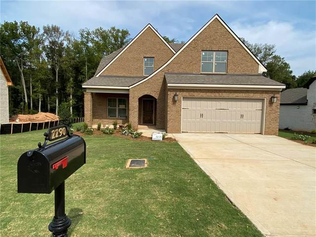 2290 Montiano Lane, AUBURN, AL 36830 (MLS #147934) :: Kim Mixon Real Estate