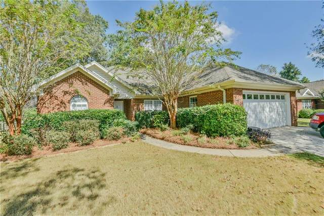 1884 Hillbrook Circle, AUBURN, AL 36830 (MLS #147989) :: Crawford/Willis Group