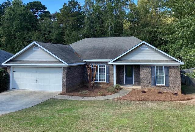 204 Oak Park Drive, OPELIKA, AL 36801 (MLS #148122) :: Crawford/Willis Group