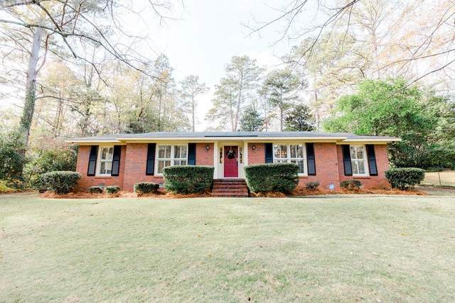 254 Carter Street, AUBURN, AL 36830 (MLS #148646) :: Crawford/Willis Group