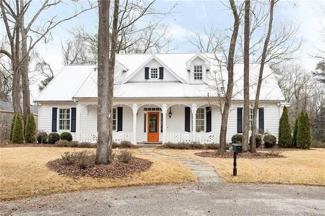 501 Auburn Drive, AUBURN, AL 36830 (MLS #148918) :: Kim Mixon Real Estate