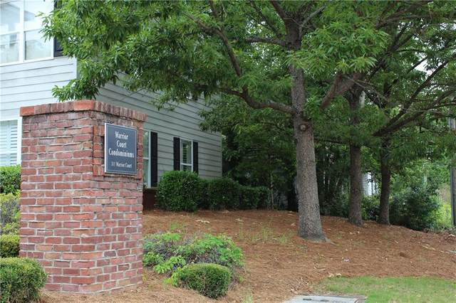 311 Warrior Court #203, AUBURN, AL 36830 (MLS #149624) :: Kim Mixon Real Estate