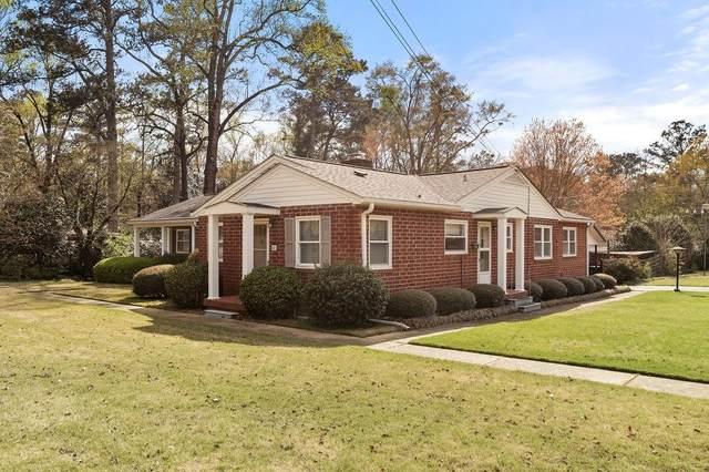 651 N College Street, AUBURN, AL 36830 (MLS #150978) :: Real Estate Services Auburn & Opelika