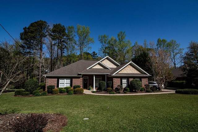 116 N Cedarbrook Drive, AUBURN, AL 36830 (MLS #151149) :: Crawford/Willis Group