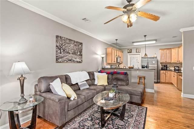 836 W Glenn Avenue #203, AUBURN, AL 36832 (MLS #151154) :: Crawford/Willis Group