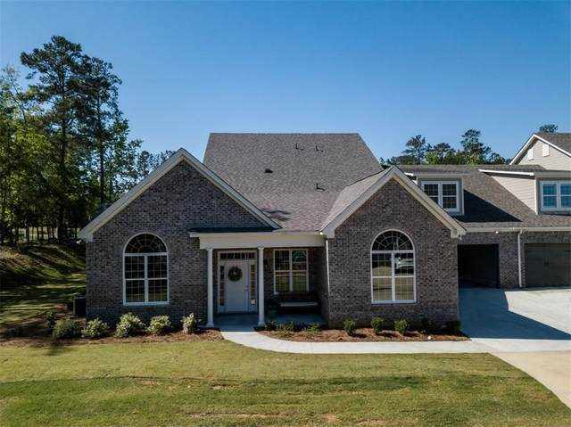 658 Villas Way #104, AUBURN, AL 36832 (MLS #151182) :: Crawford/Willis Group