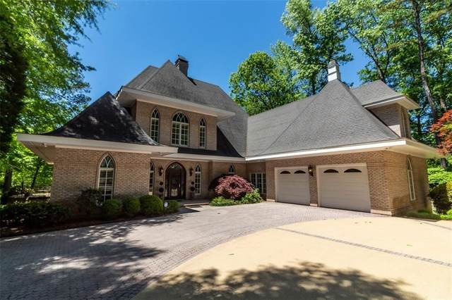 2405 Pinewood Place, AUBURN, AL 36830 (MLS #151386) :: Crawford/Willis Group
