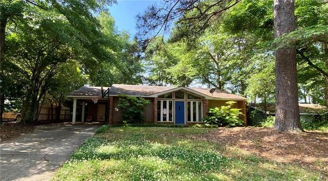 330 Tullahoma Drive, AUBURN, AL 36830 (MLS #151699) :: Crawford/Willis Group