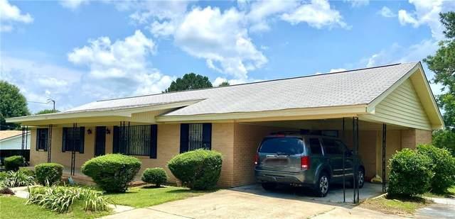 802 North Marable Drive, TUSKEGEE, AL 36083 (MLS #152146) :: Real Estate Services Auburn & Opelika