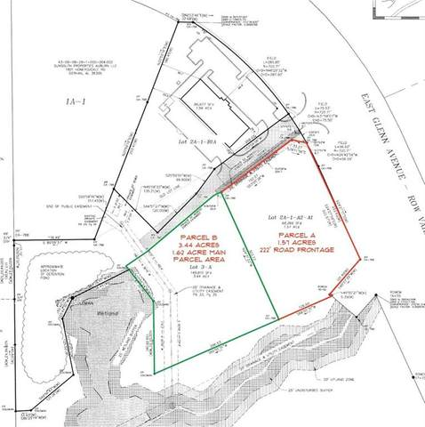 1850 E Glenn Avenue, AUBURN, AL 36830 (MLS #152162) :: Real Estate Services Auburn & Opelika