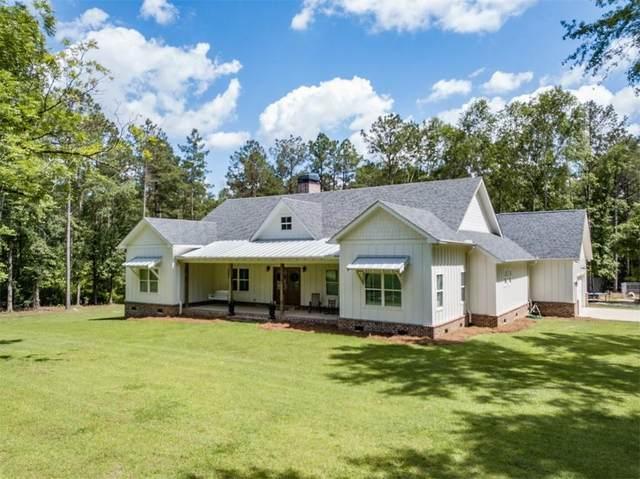4343 Wimberly Road, AUBURN, AL 36832 (MLS #152233) :: Real Estate Services Auburn & Opelika