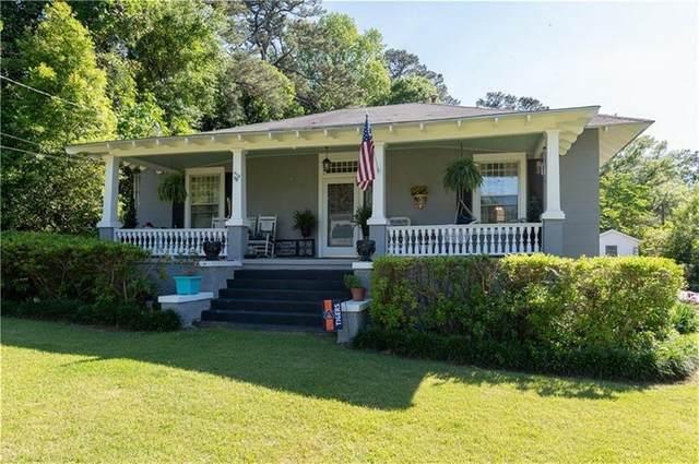 614 N 8TH Street, OPELIKA, AL 36801 (MLS #152426) :: Real Estate Services Auburn & Opelika