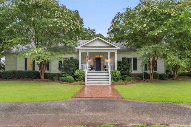 4105 County Road 34, DADEVILLE, AL 36853 (MLS #152659) :: Crawford/Willis Group