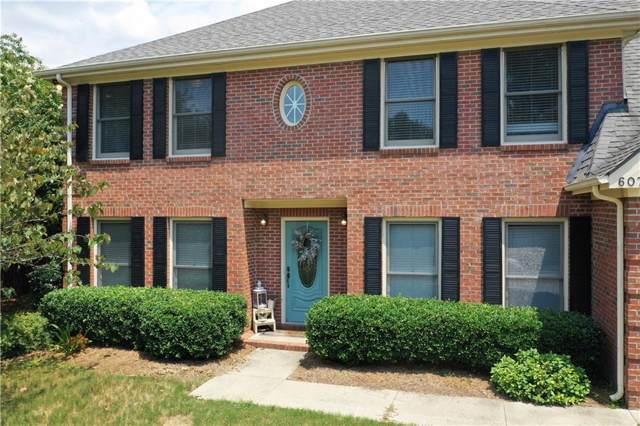 607 Lockwood Street, AUBURN, AL 36830 (MLS #142065) :: The Mitchell Team