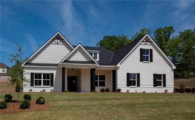 1820 Morning Glory Drive, OPELIKA, AL 36801 (MLS #142917) :: Kim Mixon Real Estate