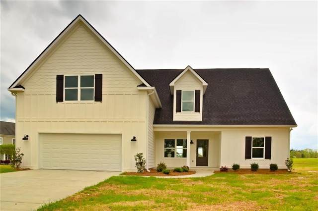 1641 Quail Crossing Road, LANETT, AL 36863 (MLS #143571) :: Kim Mixon Real Estate