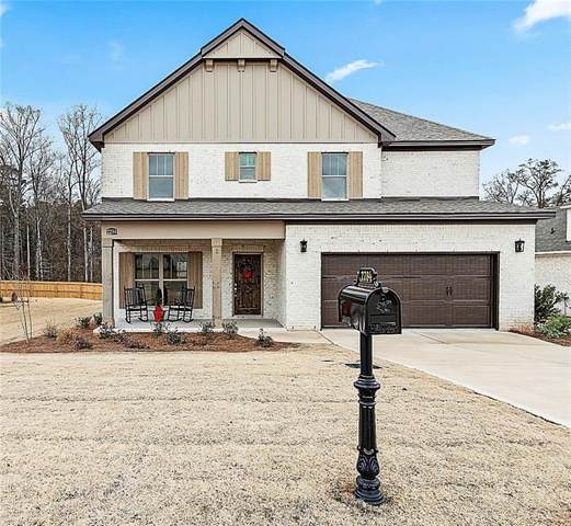 2284 Montiano Lane, AUBURN, AL 36830 (MLS #144052) :: Kim Mixon Real Estate