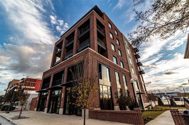 129 S College Street #501, AUBURN, AL 36830 (MLS #145268) :: Crawford/Willis Group