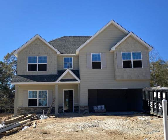 4198 Mara Vista Drive, AUBURN, AL 36832 (MLS #147804) :: Kim Mixon Real Estate